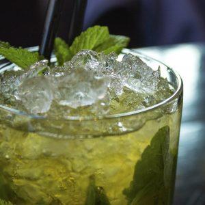 Cocktail Theke für den JGA