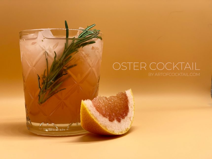 Monday Cocktail (Oster Spezial)