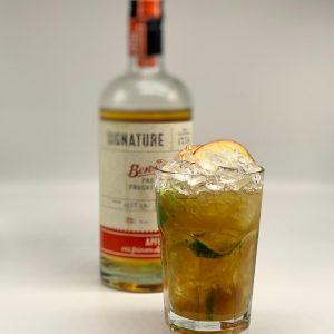 Monday Cocktail: Kennt ihr schon den Applerinha?